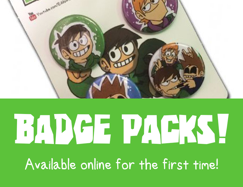 Eddsworld Badges