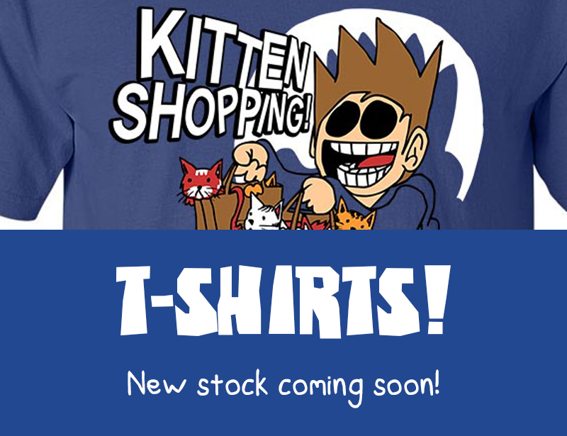 Eddsworld T-Shirts