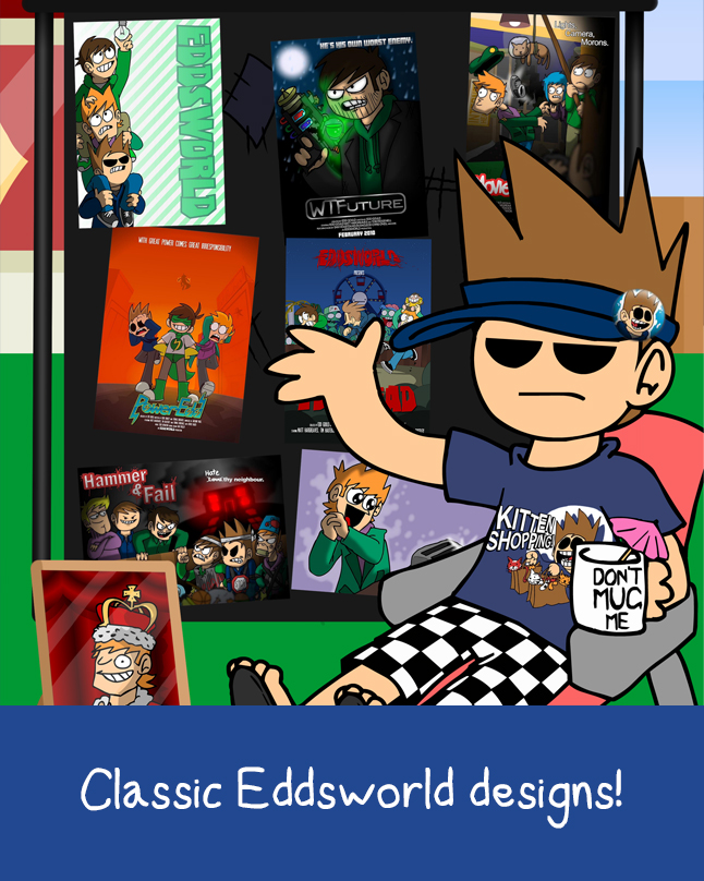 Eddsworld Sale Posters